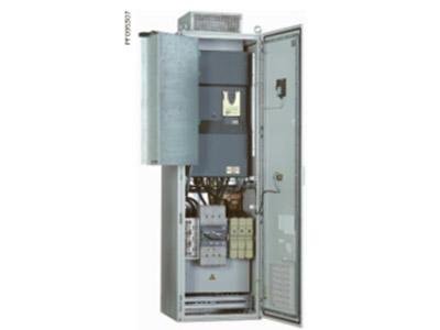 ATV61 Plus变频器在IP 23或IP 54柜式变频